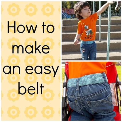 FREE tutorials, online, free sewing patterns online, free belt tutorial, how to make a belt online